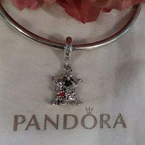 Pandora Jewelry - Pandora's Mickey Mouse & Friends dangle Charm